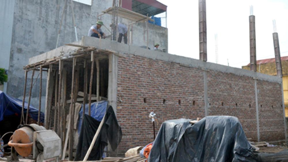 Tai nạn lao động ở công trình xây dựng:  Ba người thương vong